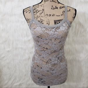 Twenty One lace tank top